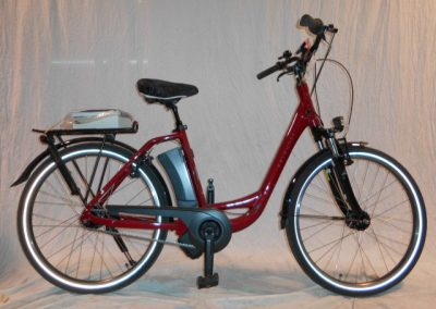 (Nr. 8) Kalkhoff City E-Bike 26″