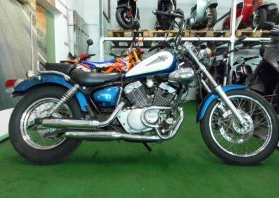 (Nr.137) Yamaha Virago 125 Leichtkraftrad/Chopper