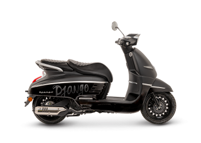 (Nr.129) Peugeot Django